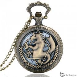 Reloj de Edward Elric (full metal alchemist)