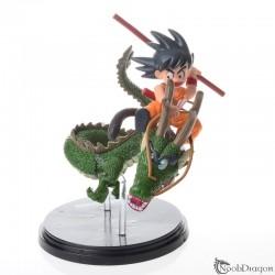 Figura Goku y Shen Long (Dragon Ball)