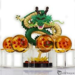 Figura Shenron + Bolas de Dragón (Dragon Ball)