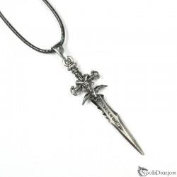 Llavero de la espada Agonía de Escarcha (WarCraft)