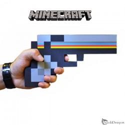 Espada Y Pico De Minecraft