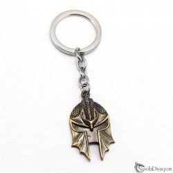 Llavero Casco Inquisidor (Dragon Age Inquisitor)