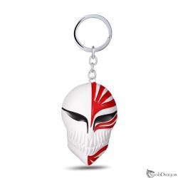 Llavero con la máscara de Ichigo Kurosaki (Bleach)