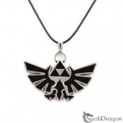 Colgante Trifuerza plateado (The Legend of Zelda)