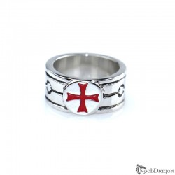 Anillo de la orden de los Templarios (Assassin's Creed)