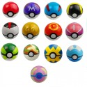 Pokeball en 13 Modelos (Pokémon)