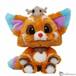 Peluche de Gnar (league of legends)