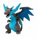 Peluche de megaevolución charizard X (Pokémon)