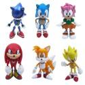 Set de 6 figuras de Sonic