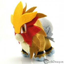 Peluche de Entei (Pokemon)