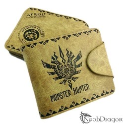 Cartera Monster Hunter (2 modelos)