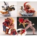 Set de 4 figuras de Attack On Titan