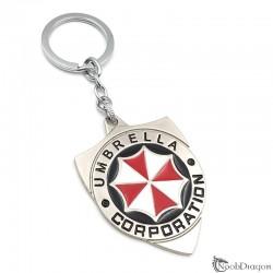 Llavero Umbrella Corporation (Resident Evil)