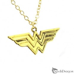 Llavero Wonder Woman Logo