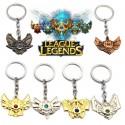 Llaveros medallas ELO (League of Legends)