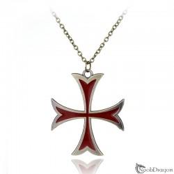 Colgante de la orden de los Templarios (Assassin's Creed)