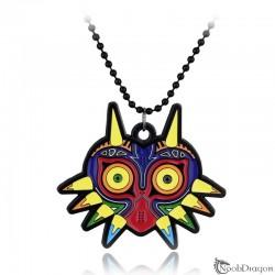 Colgante Máscara de Majora -color- (The Legend of Zelda)